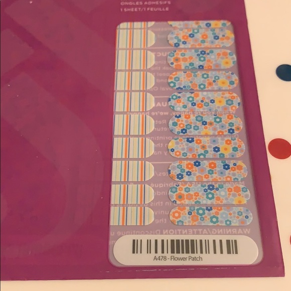 Jamberry Other - Jamberry wrap- Flower Patch